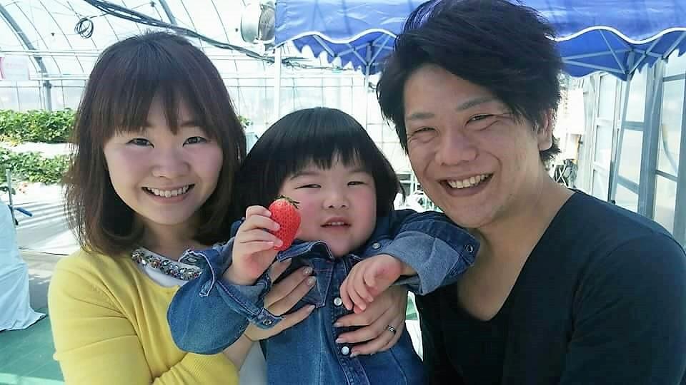 金本さん家族写真